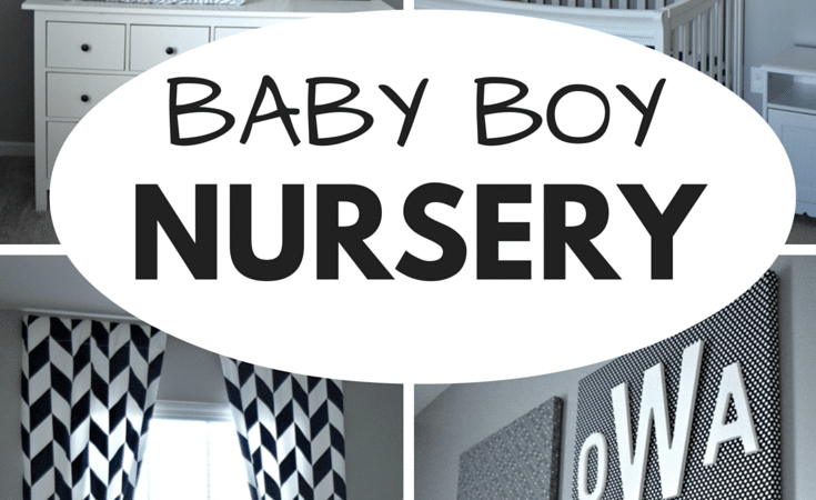 Our Baby Boys Bright Nursery