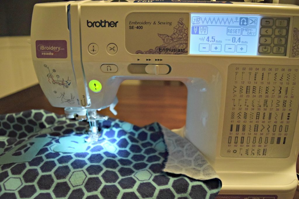 Easy Applique On Your Sewing Machine Our Home Made Easy Best How To Make A Satin Stitch On A Sewing Machine