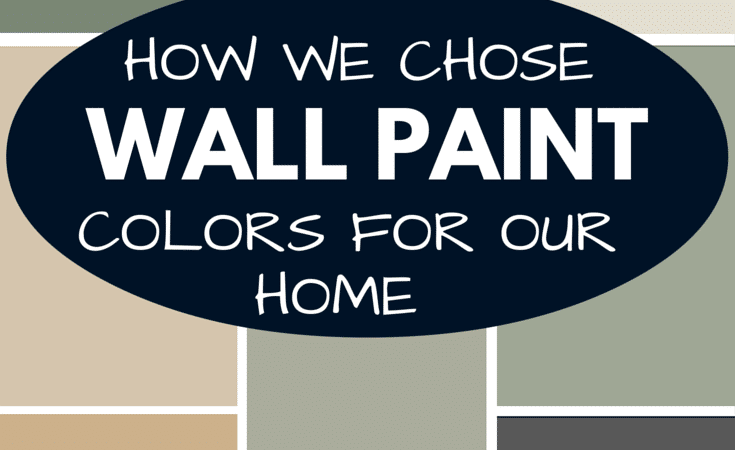 Find a Whole House Paint Color Scheme: How We Did It