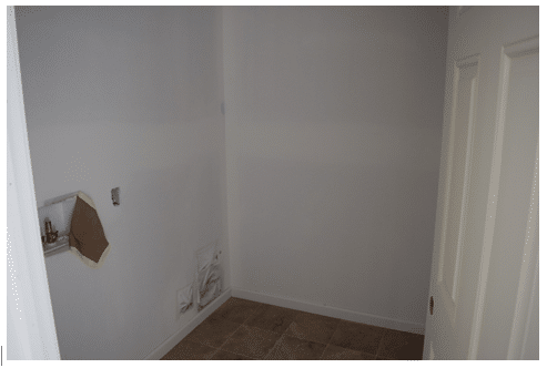 Laundry Room Makeover : Before & After Pictures