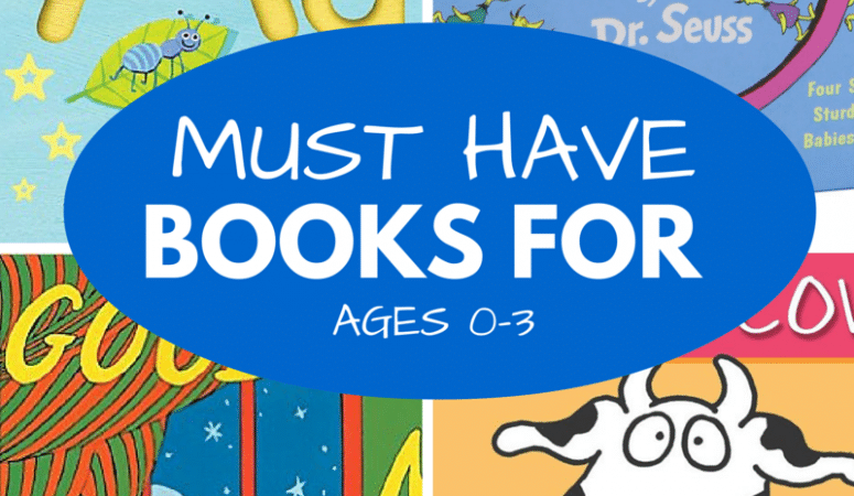 Top Books for Toddlers