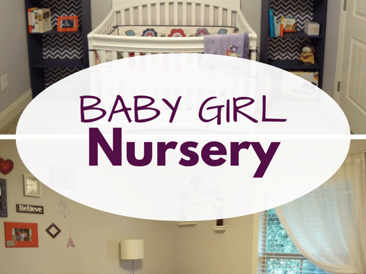 Our Home Made Easy: Our little girl's nursery
