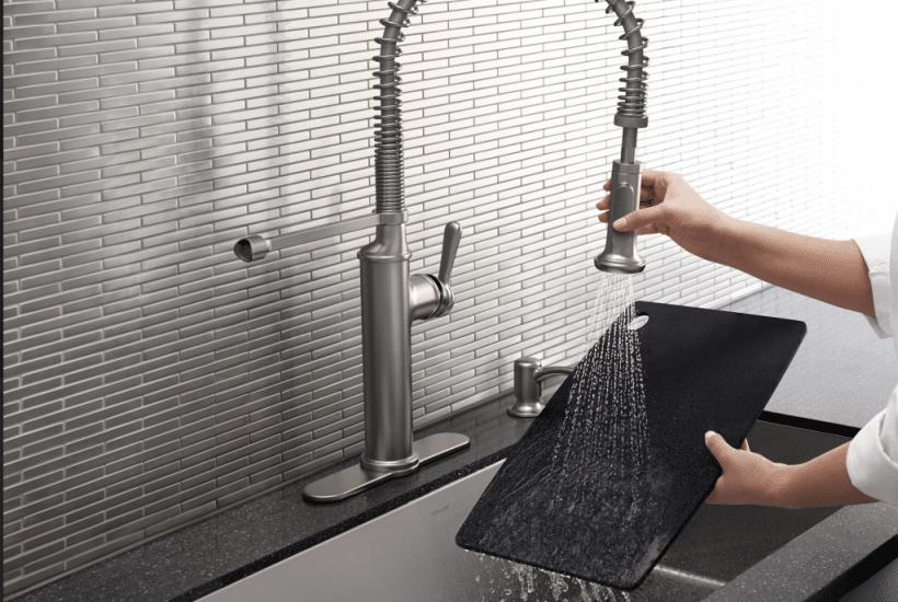 Upgrading Builder's Grade Faucets to Kohler