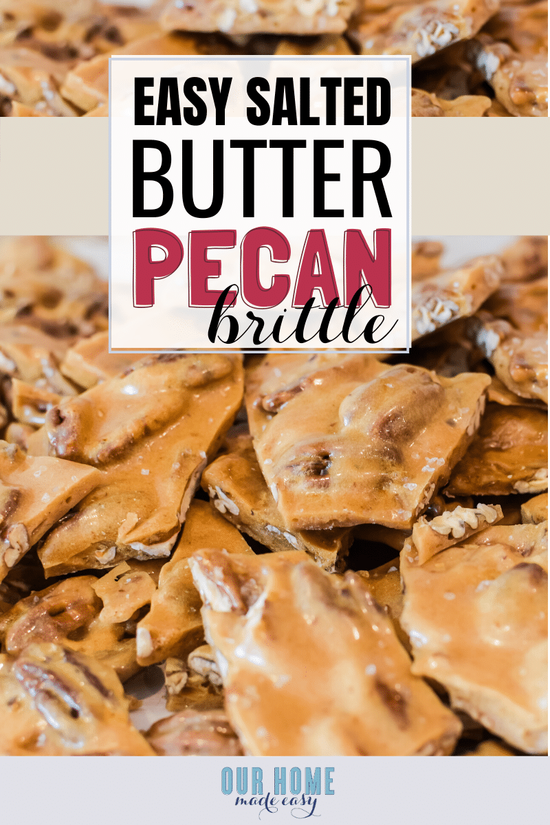 how to make pecan brittle