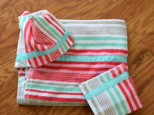 A Beginner's Guide to Making a Hooded Towel