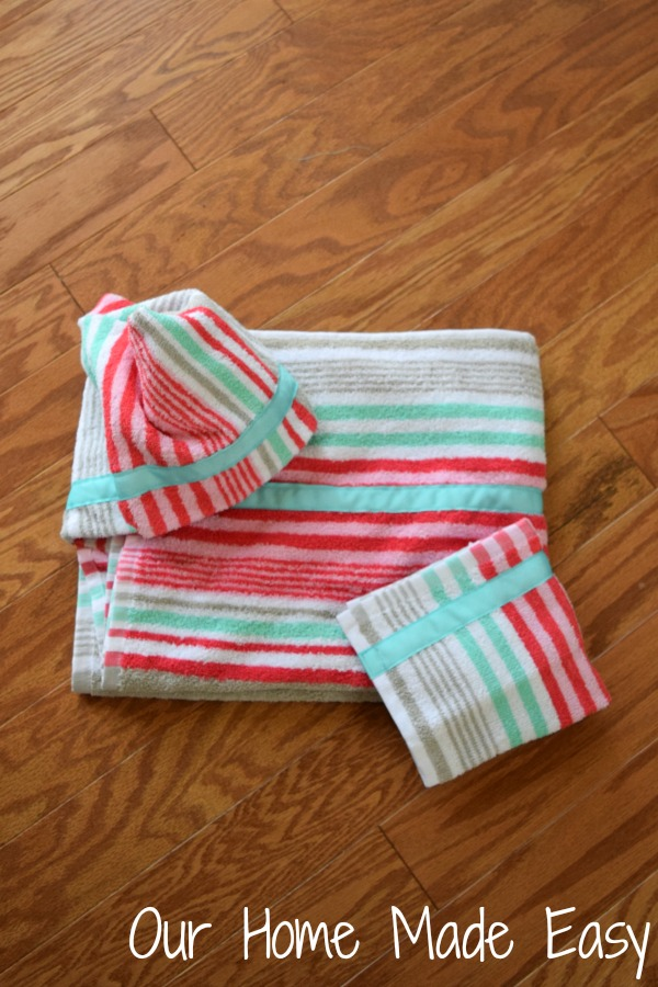 A Beginner 39 S Guide To Making A Hooded Towel Our Home