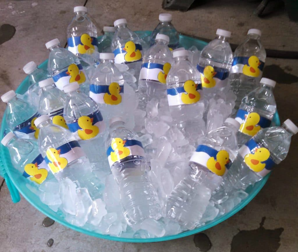 Let S Plan A Party Rubber Ducky Birthday Party Ideas