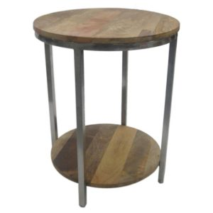 This Berwyn Target End Table is an affordable and stylish living room end table