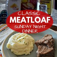 Perfect Classic Meatloaf Recipe