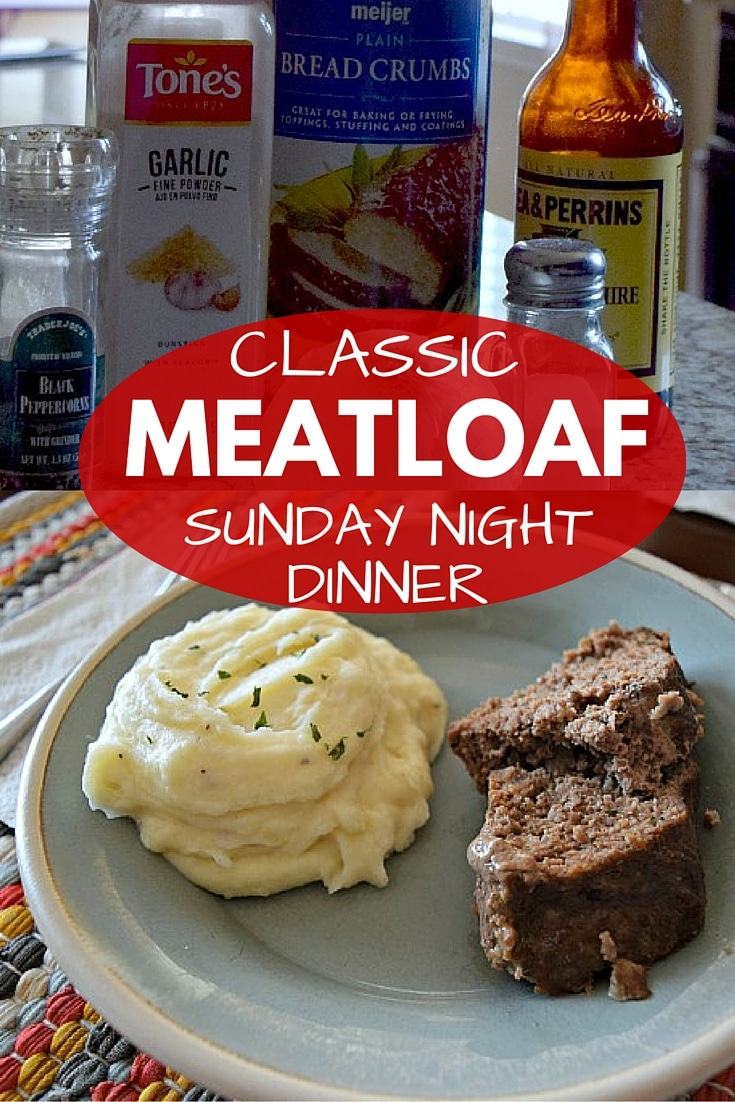 A perfect Sunday night meal for the family! Super easy to make and kids love it!