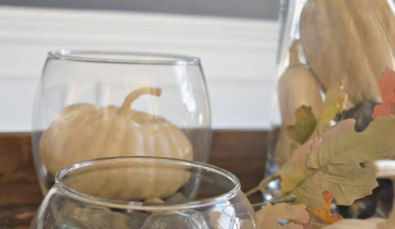 Pottery Barn Pumpkin Filler Hack
