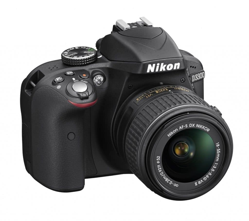 Nikon 3300 DSLR Camera will help you take blog-ready photos to show off your skills