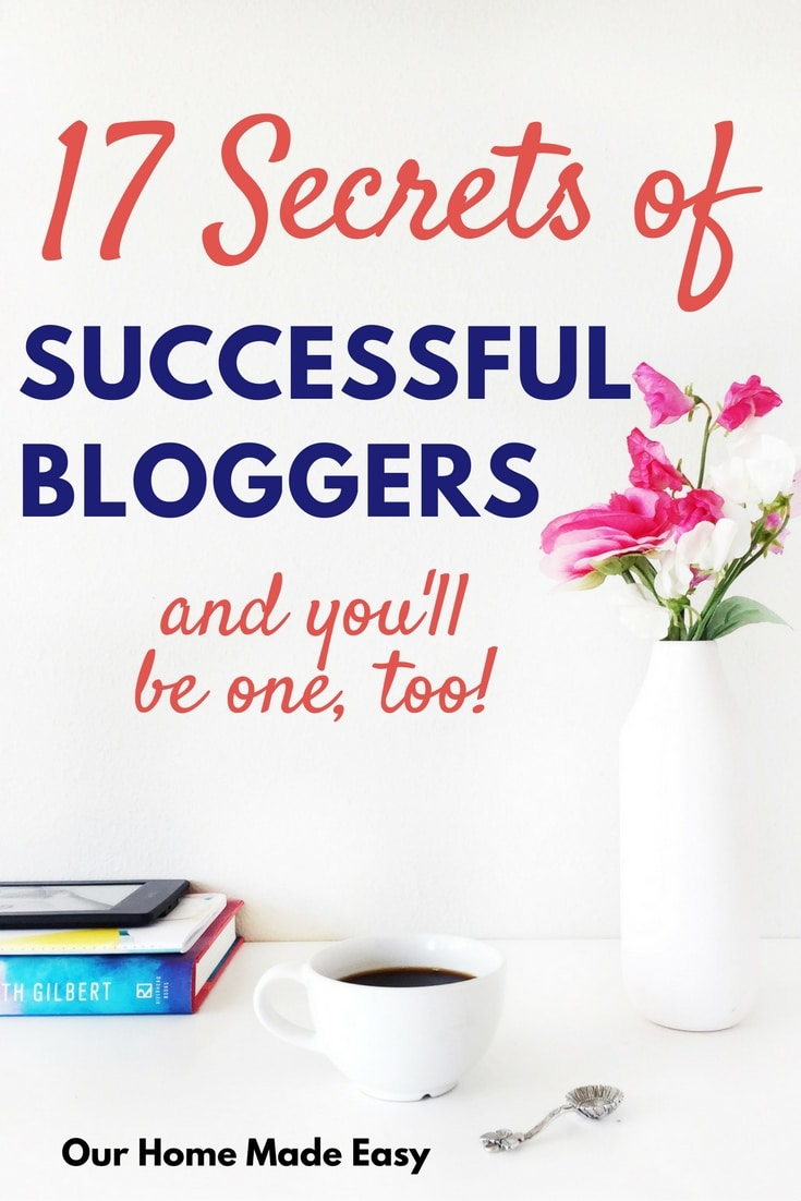 Ever wondered how to be a successful blogger? Click here to see the 17 resources needed to be a rock star blogger!