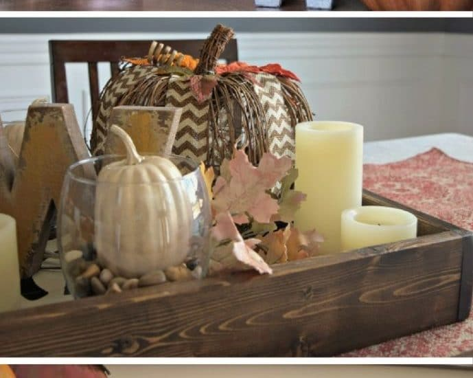 Fall Decor Home Tour 2016
