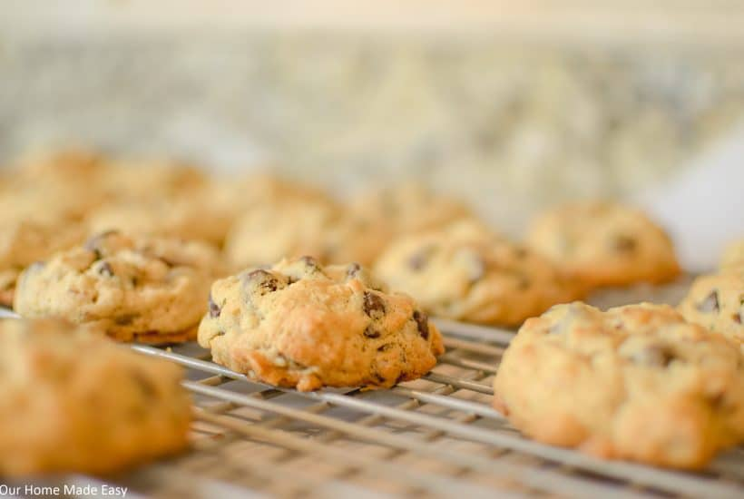 The Best Chocolate Chip Cowboy Cookie Recipe
