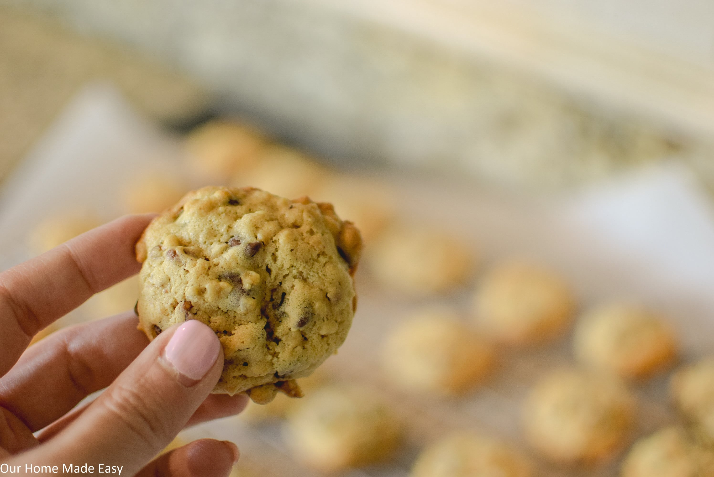 this cowboy cookie recipe is the perfect combination of salty and sweet