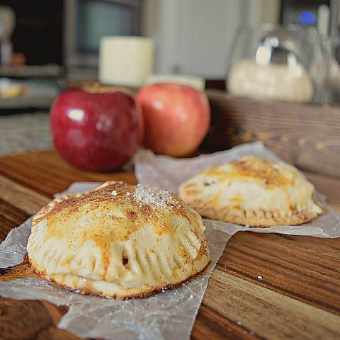 Easy Apple Hand Pies