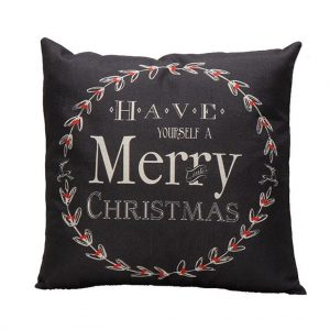 Have a Merry Christmas throw pillow