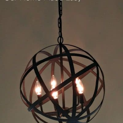 20 Budget Foyer Chandeliers (All are less than $150!)