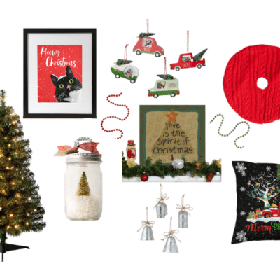 50+ Christmas Decor Items that Fit Your Budget!