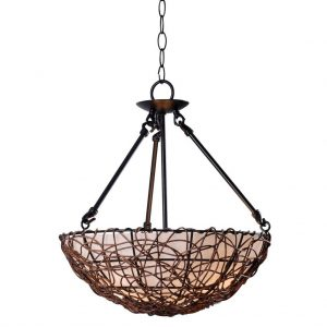 kenroy thicket foyer chandelier
