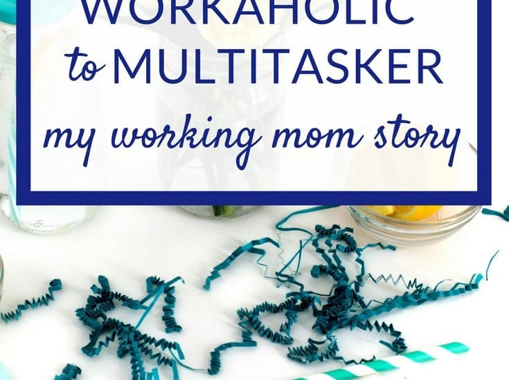 My story for a working mom who enjoy her family and her career.