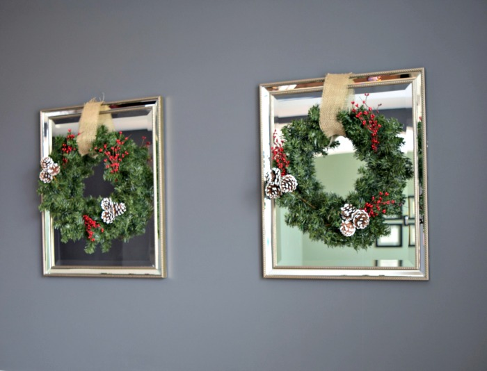 With just a few supplies, you can make your very own DIY Christmas wreaths for your home