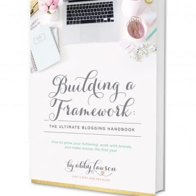 The One Thing All New Bloggers Need to be Successful!