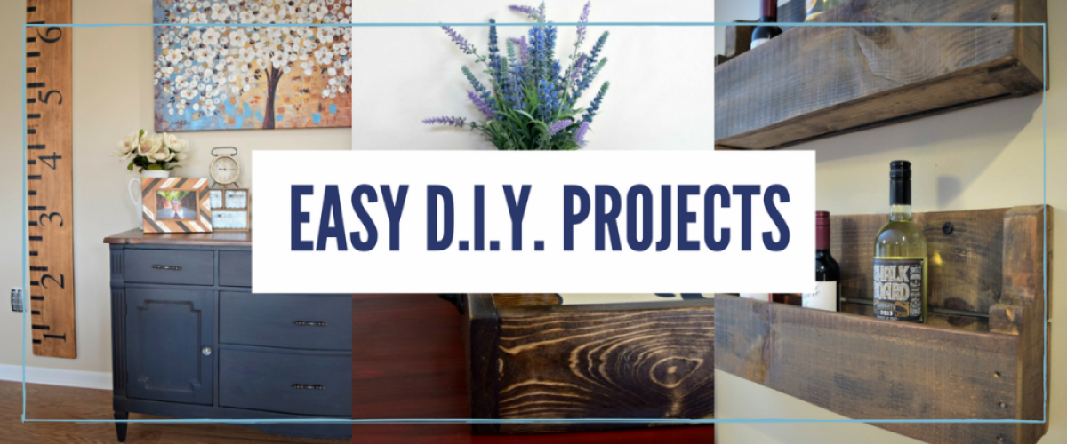 Easy DIY Projects (1)