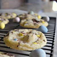 Easy & Festive Easter Cookie Recipe (It Only Needs 3 Ingredients!)