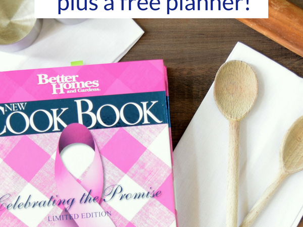 13 Reasons Why You Need to Start Meal Planning