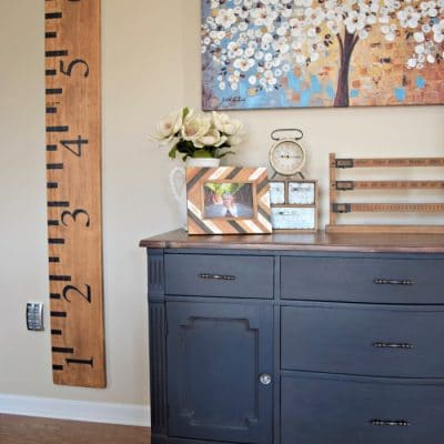Easy How To DIY Your Own Perfect Two Tone Furniture