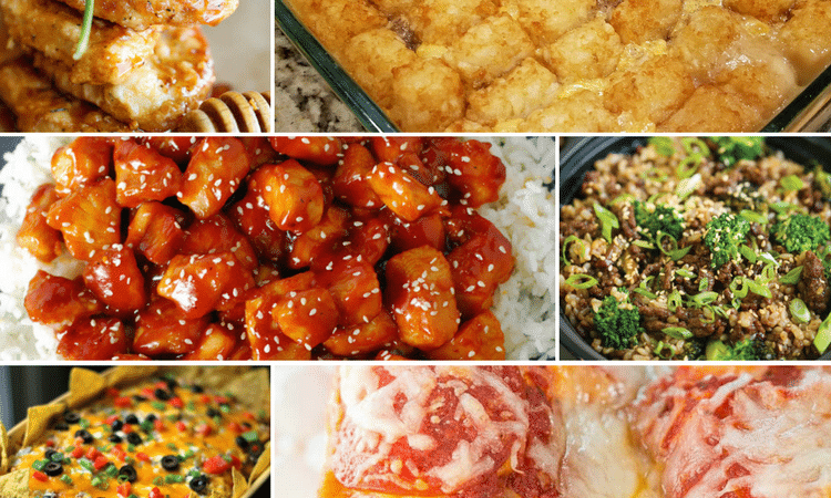 15 Back to School Dinner Recipes (Plus a Free Meal Planner)
