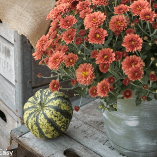 How to Make Farmhouse Planters