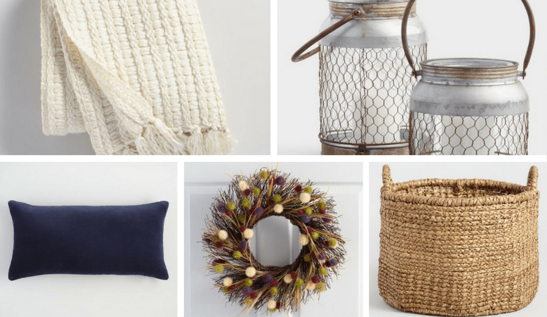 An easy fall mantle inspiration you can create yourself!