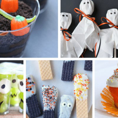 The Easiest School Halloween Treats You Can Make Today