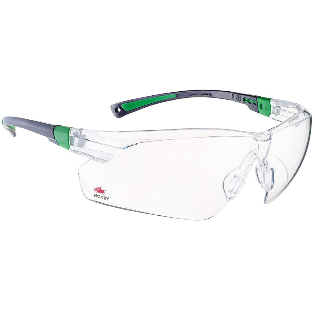 Keep your hubby's eyes protected while he DIYs away with these safety glasses