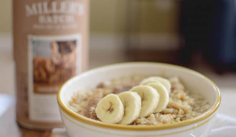 A Super Easy & Yummy Breakfast [Miller's Batch by Quaker]
