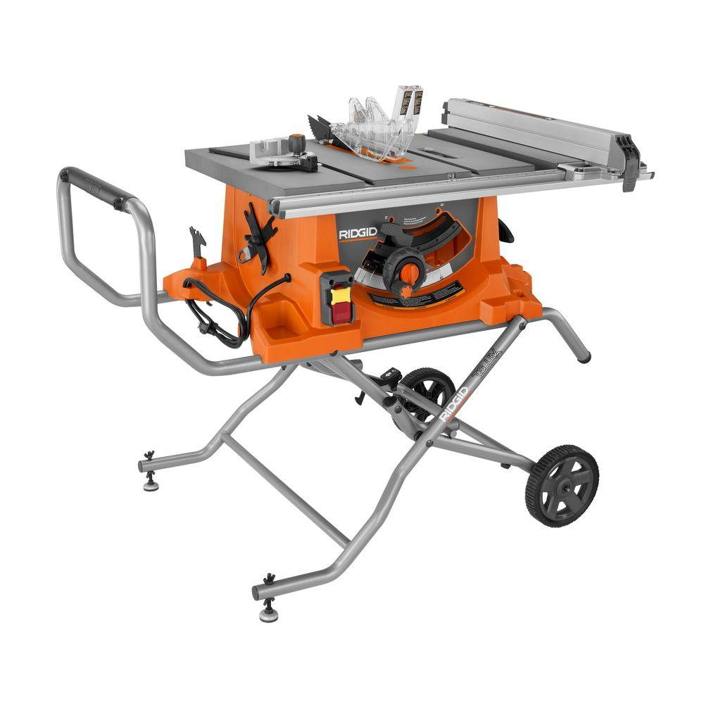 keep your DIY husband happy with this table saw
