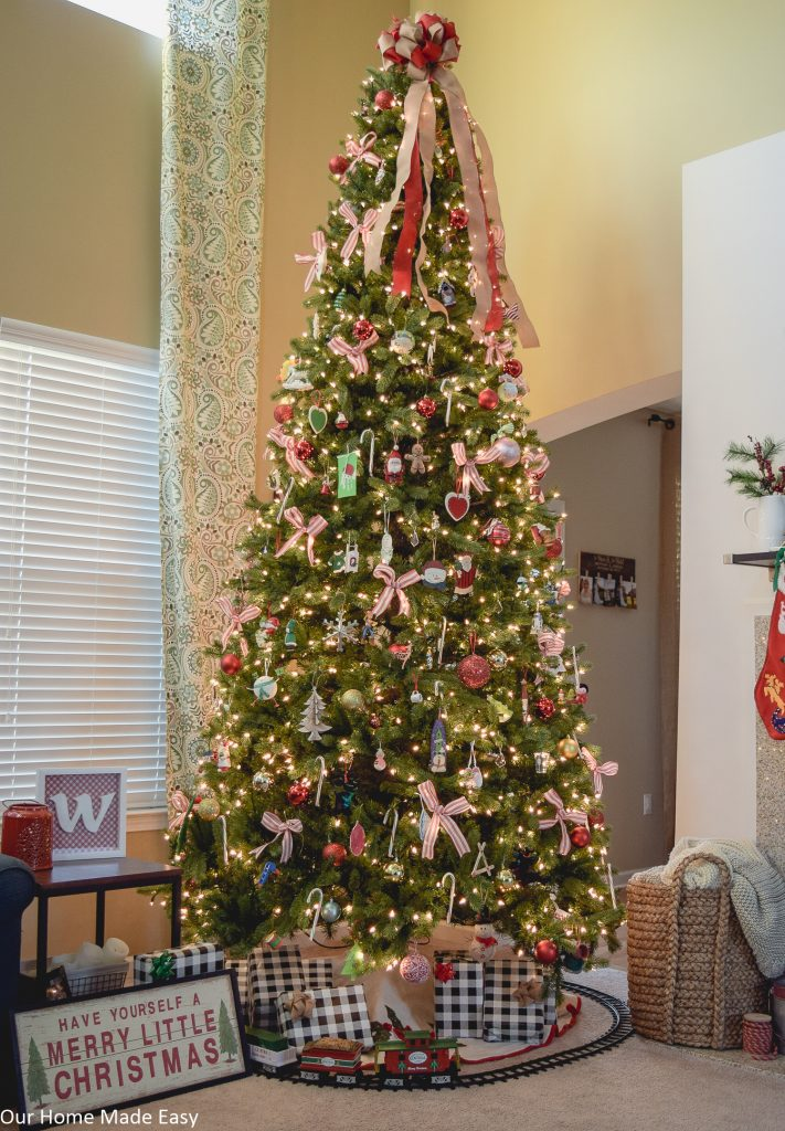 A simple rustic christmas tree blog hop our home made easy save solutioingenieria Choice Image