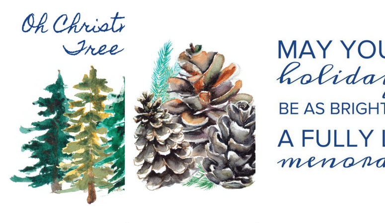 Free Christmas Printables for Last Minute Decorating!