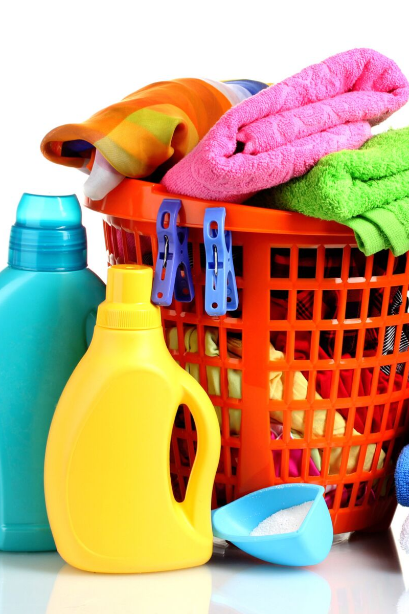 These 9 pro-tips to make laundry easier are perfect for busy moms