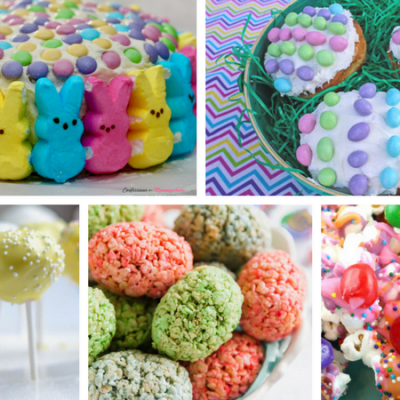 25 Super Easy Easter Treats