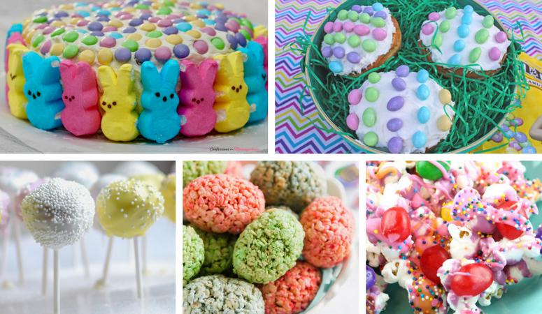 25 Super Easy Easter Treats