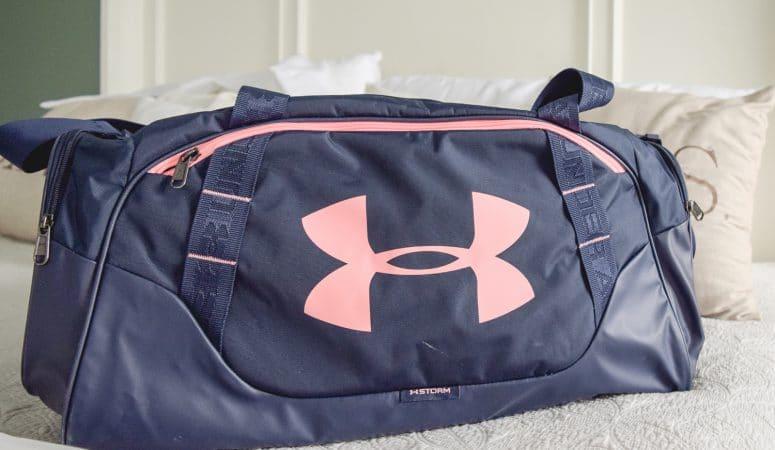 How to Organize a Gym Bag