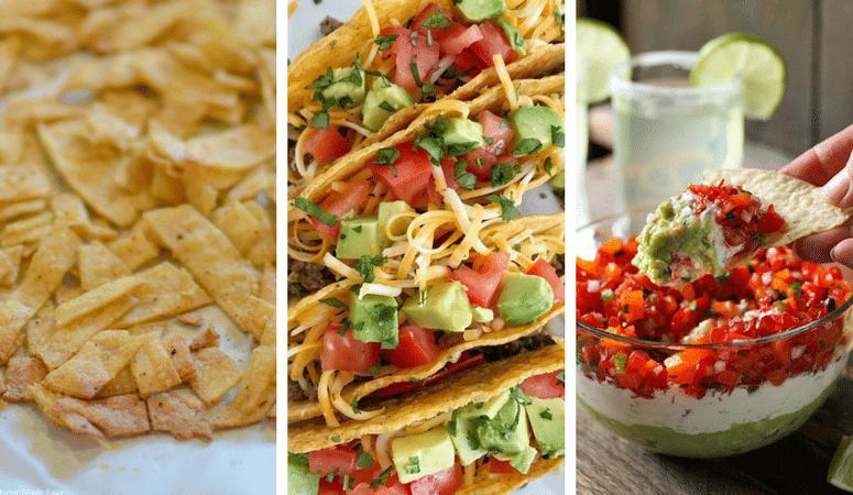 40 Easy Cinco de Mayo Recipes!
