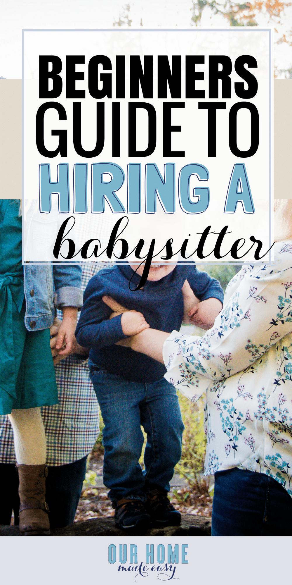 find find a babysitter for free