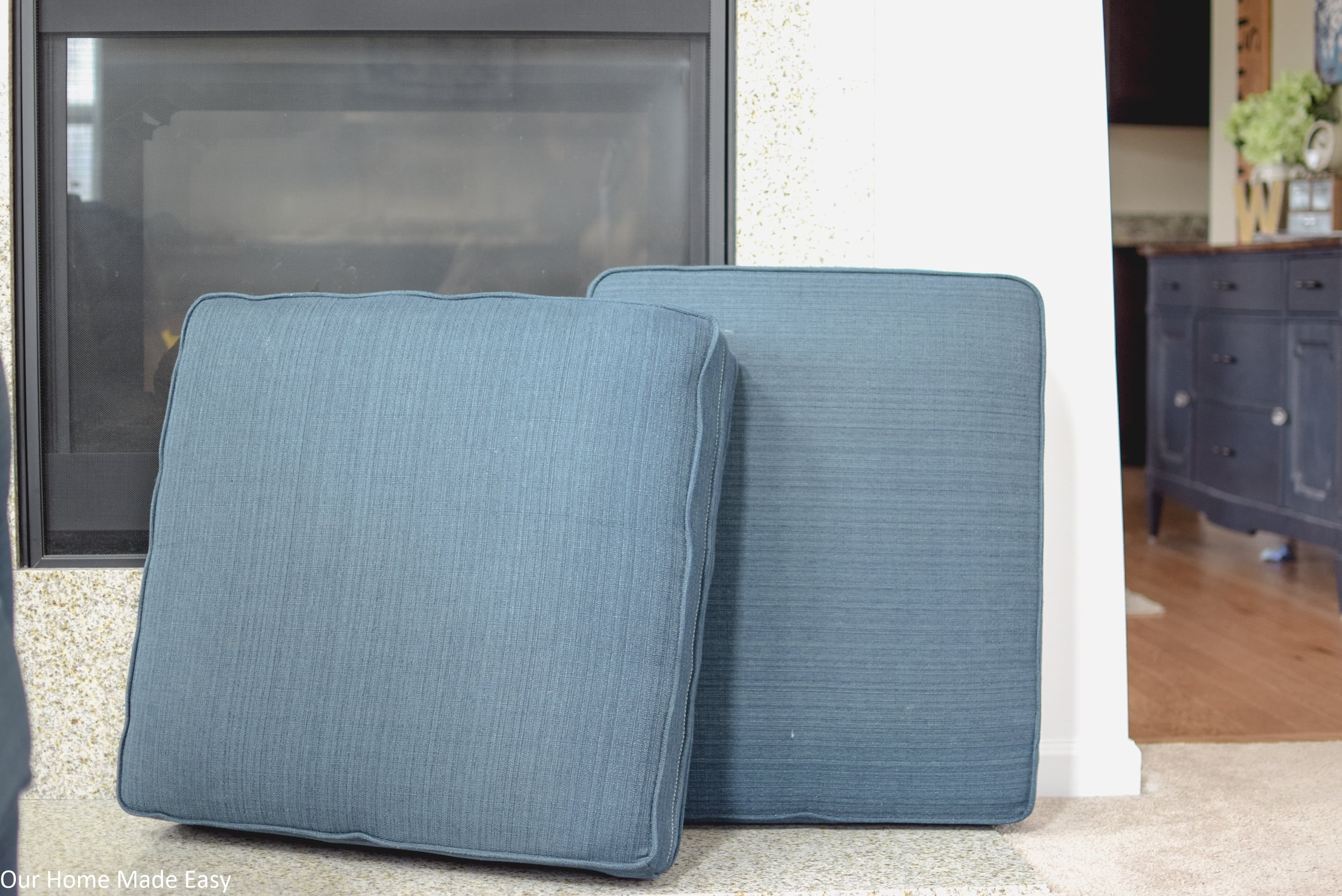 How to spring clean all parts of your home, including furniture, cushions, and curtains