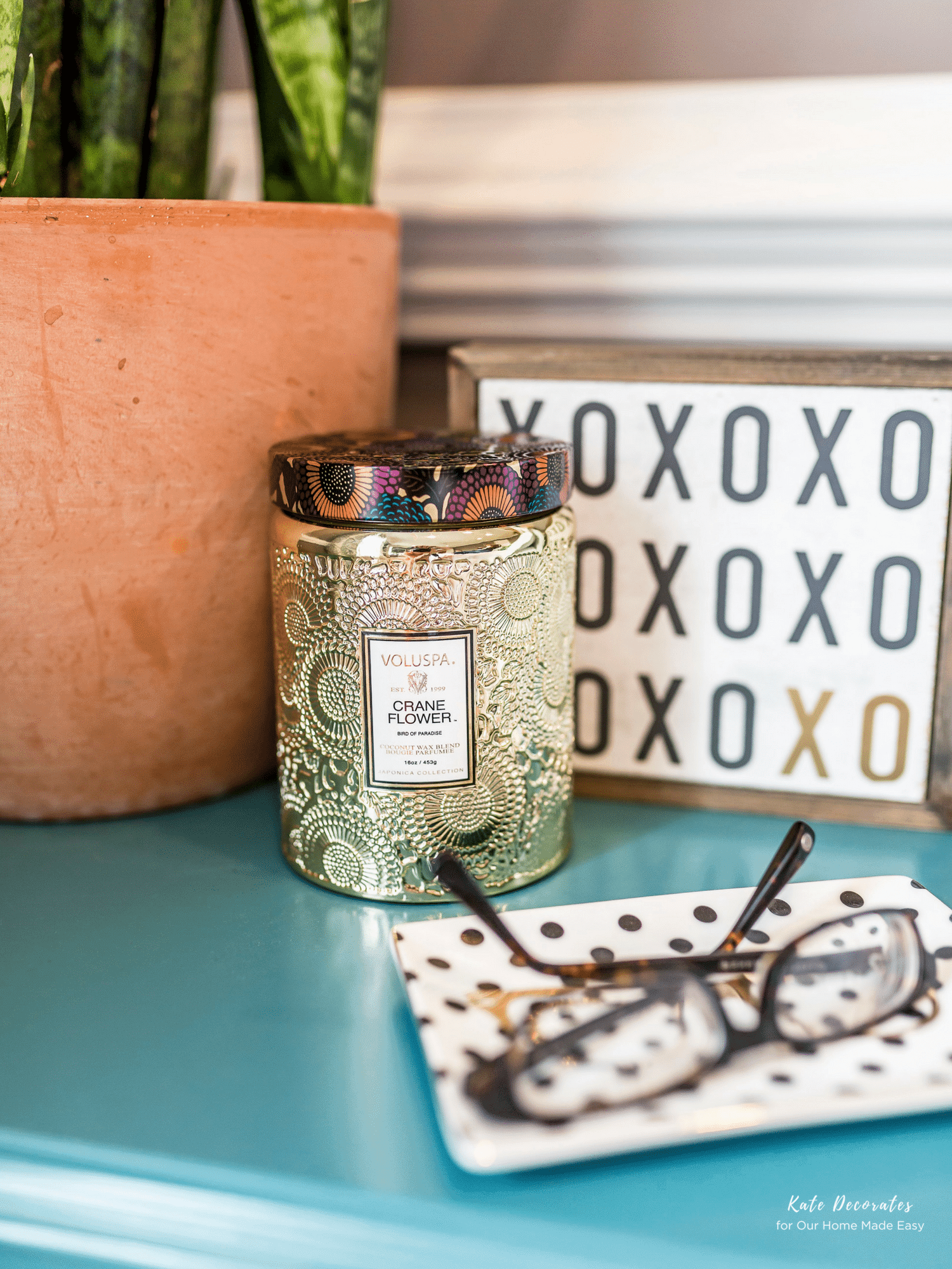 Decorative candles are a perfect way to spruce up your home for less than $10