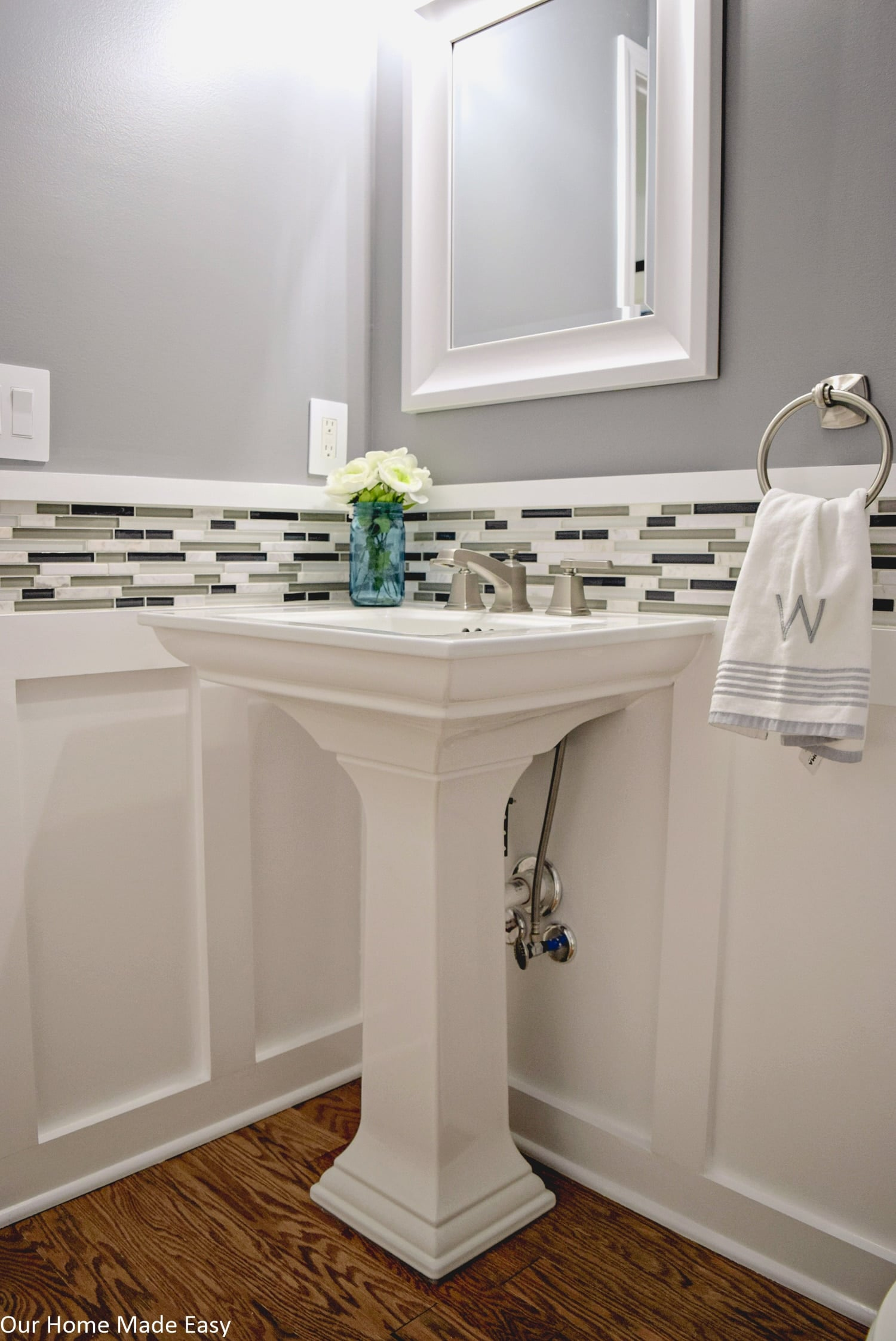 A fully updated bathroom will make your house appealing to buyers